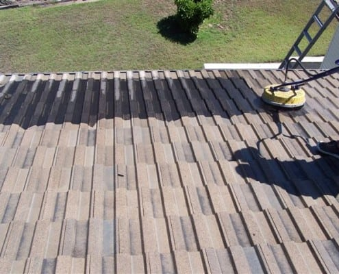 A Brisbane And Gold Coast Roof Cleaning Company Reclean
